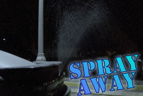 Spray Away
